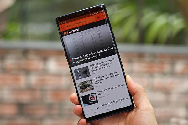 """Đánh giá pin Samsung Galaxy Note 9: """"trâu"""" nhất nhóm smartphone cao cấp"""