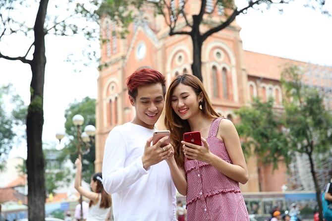 "VinaPhone ra mắt cặp số ""cặp đôi"" 091-081"