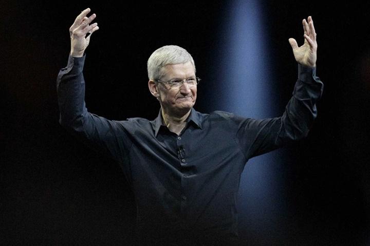7 năm CEO Tim Cook biến Apple thành một đế chế nghìn tỷ USD