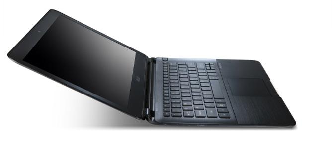 Acer Aspire S5 có giá 1399 USD với Ivy Bridge và Thunderbolt