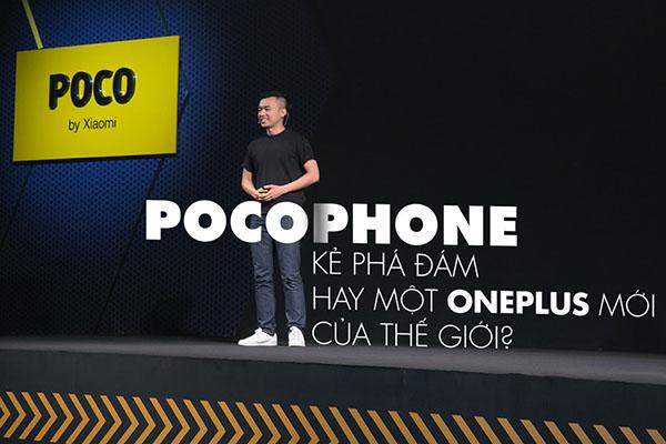 Pocophone - trò 've sầu thoát xác' giá rẻ của Xiaomi để đấu Samsung