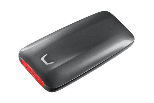 Samsung ra mắt Portable SSD X5, ổ cứng di động NVMe nhiều công nghệ mới, tốc độ cực nhanh