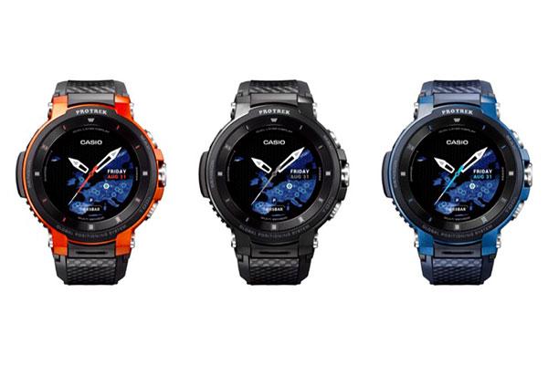 Casio giới thiệu smartwatch Pro Trek WSD-F30 chạy Wear OS, giá 15 triệu