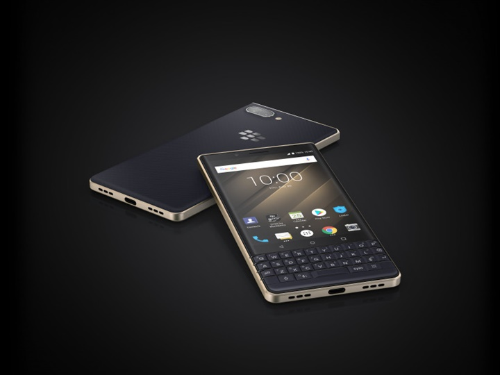 BlackBerry Key2 LE ra mắt với bàn phím QWERTY, giá 399 USD