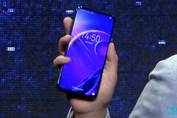"""Honor """"nhá hàng"""" chiếc smartphone Magic 2 mới: không viền, camera """"thò thụt"""" tương tự Find X"""