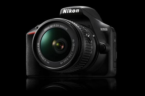 Nikon D3500 ra mắt: cảm biến 24.2MP, ISO tối đa 25.600, siêu nhẹ, giá chỉ từ 500 USD