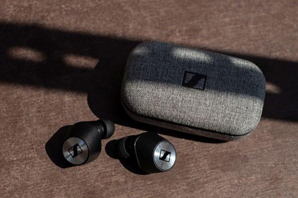 Tai nghe True Wireless đầu tiên của Sennheiser trình làng, giá 299 USD