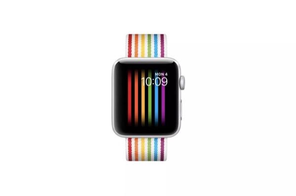 Mặt đồng hồ Apple Watch ủng hộ LGBT bị cấm tại Nga