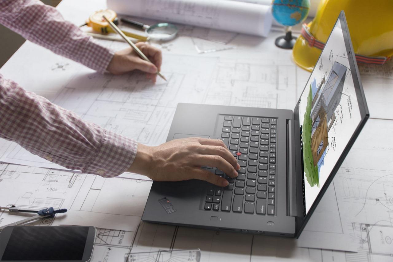 """Lenovo trình làng ThinkPad X1 Extreme: cấu hình """"đụng nóc"""" với Intel Core i9, 64GB RAM, SSD PCIe 2TB, card rời 1050Ti MaxQ, màn hình 4K HDR"""