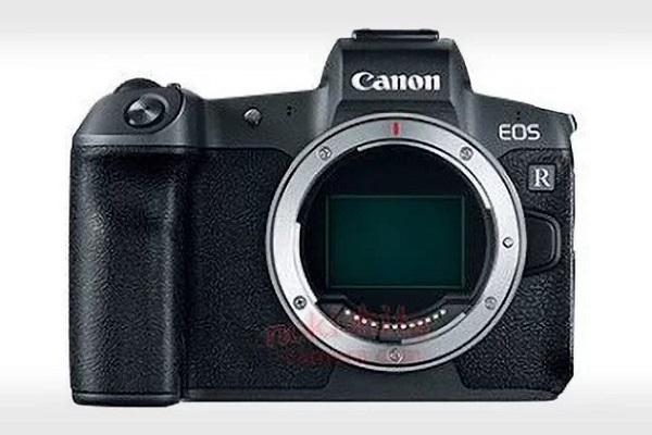Lộ diện mirrorless Full Frame đầu tiên của Canon: Canon EOS R, cảm biến Dual Pixel 30,3 MP
