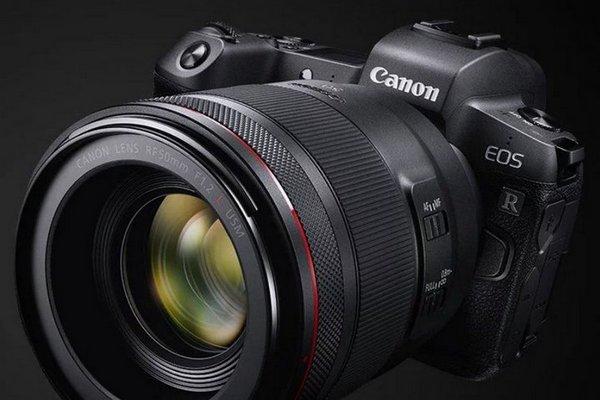 Canon đáp trả Nikon với mirrorless full-frame EOS R: 30.3MP, ISO 100-40.000, AF 0,05 giây