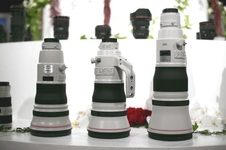 Canon giới thiệu EF-M 32mm f/1.4 STM cùng bộ đôi ống kính EF 400mm và EF 600 siêu gọn nhẹ