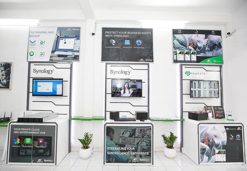Synology mở trung tâm trải nghiệm thiết bị lưu trữ mạng NAS