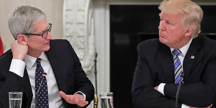 """Trump đề nghị Apple muốn thuế """"0 đồng"""" thì về Mỹ mà sản xuất thay vì Trung Quốc"""