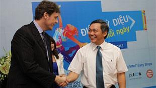 Intel Việt Nam giúp doanh nghiệp ứng dụng CNTT