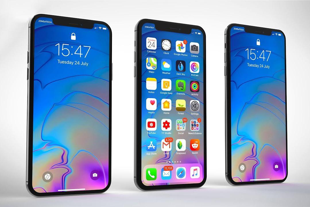 VnReview tường thuật trực tiếp sự kiện iPhone 2018