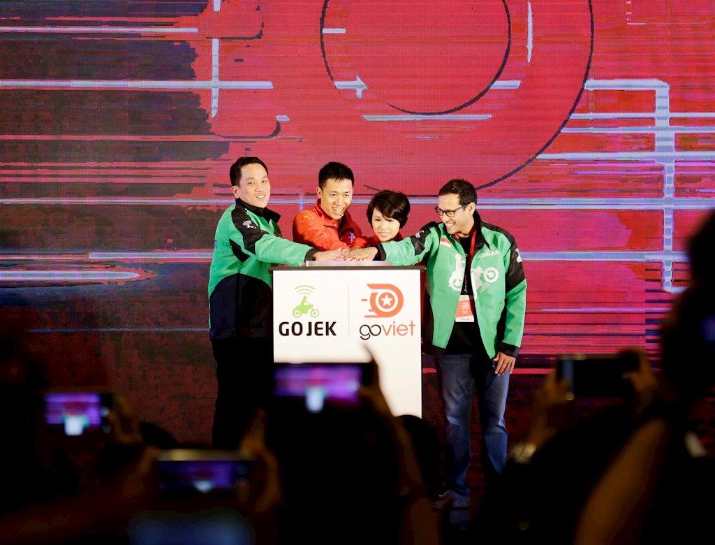 Peluncuran Go-Viet di Vietnam. Foto: VN Review