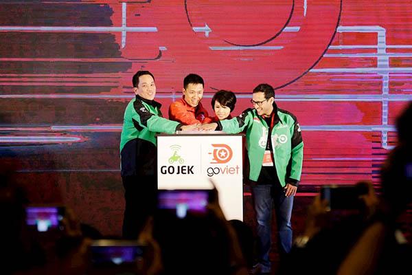 Go-Viet chính thức ra mắt tại Hà Nội, tuyên chiến với Grab, FastGo