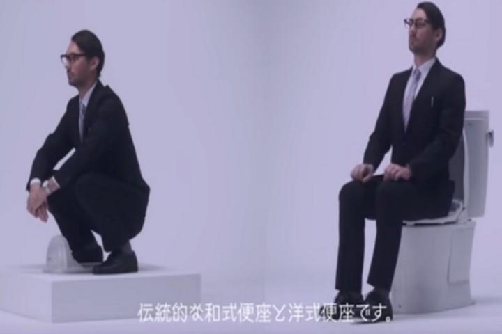 Nhật Bản: Cứ 3 nam giới đi tiểu lại có 1 anh thích... tiểu ngồi