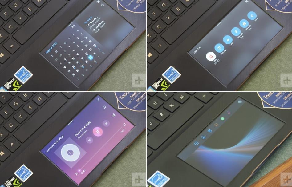 Asus biến màn hình thành Touchpad, đây là tương lai của máy tính hay chỉ là mánh lới quảng cáo?