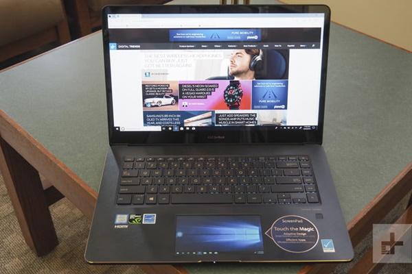 Biến touchpad thành màn hình phụ: Tương lai của laptop hay chỉ là mánh lới quảng cáo?