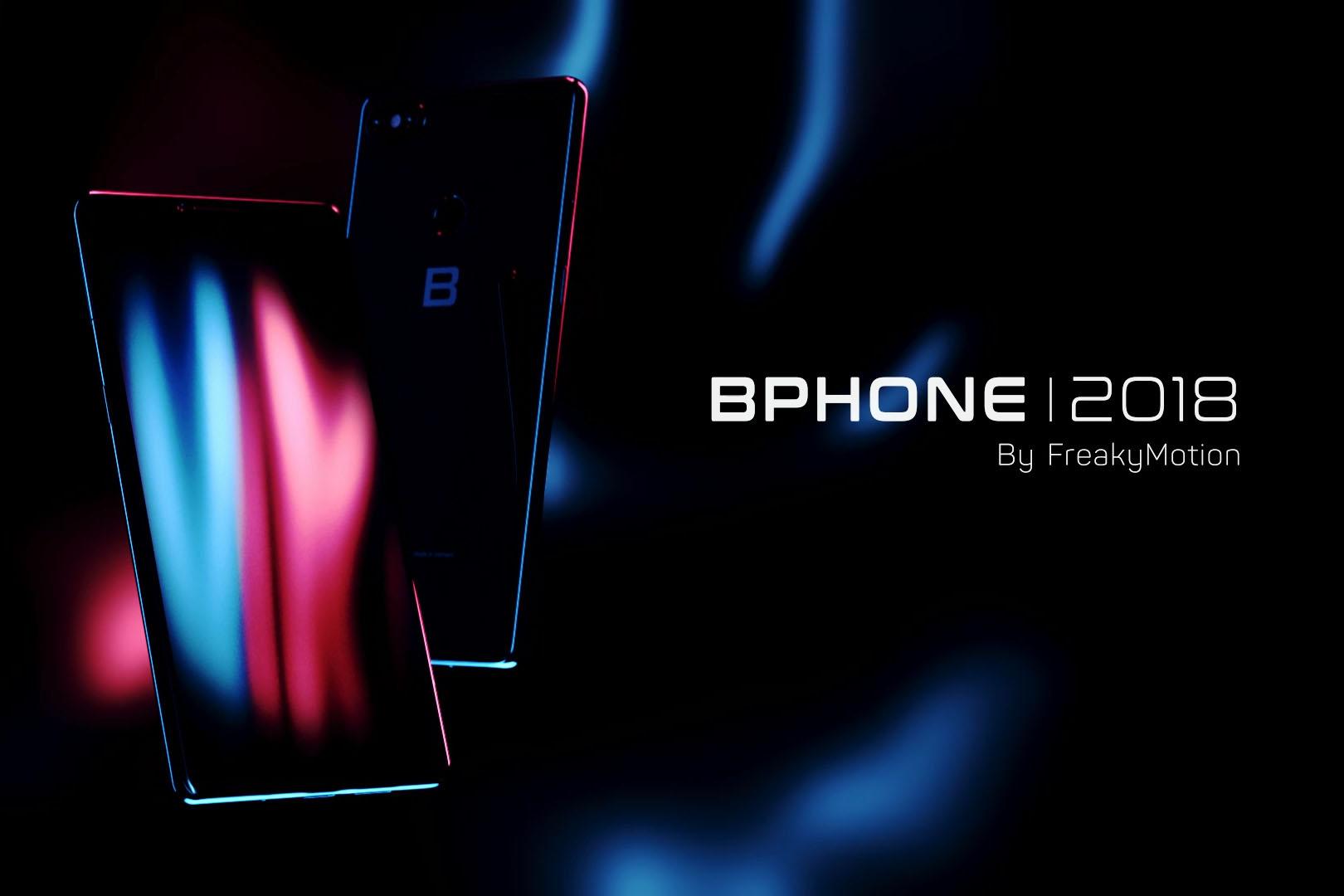 Hình ảnh Bphone 3 sát với thực tế xuất hiện trong clip mô phỏng