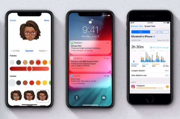 Những model iPhone nào sẽ được lên đời iOS 12?
