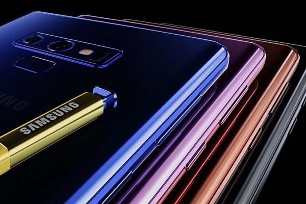 Nhu cầu Galaxy Note 9 cao vượt kỳ vọng, Samsung làm không kịp để bán