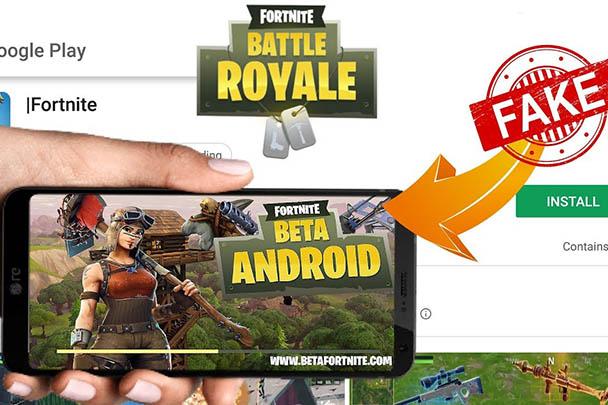Hàng loạt ứng dụng giả mạo game hot Fortnite trên Android theo dõi người chơi qua camera