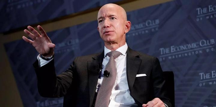 Jeff Bezos chỉ hy vọng mình sẽ đưa ra ba quyết định tốt mỗi ngày
