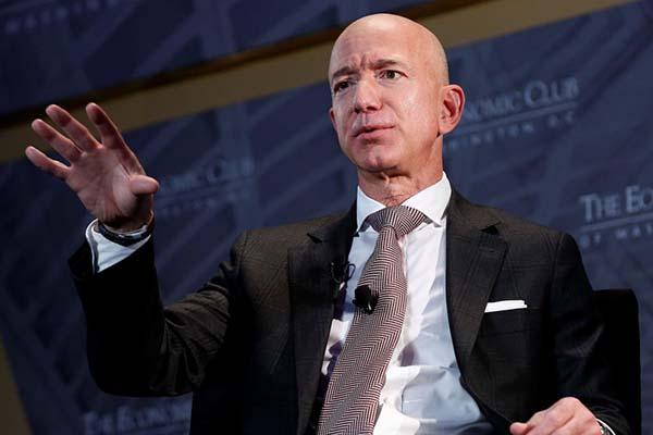 """""""Ông trùm"""" Jeff Bezos chỉ hy vọng mình đưa ra được 3 quyết định đúng đắn mỗi ngày"""