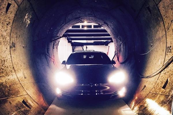 Elon Musk ôm tham vọng đào hầm đến thẳng gara của khách hàng, không ai hiểu nhằm mục đích gì