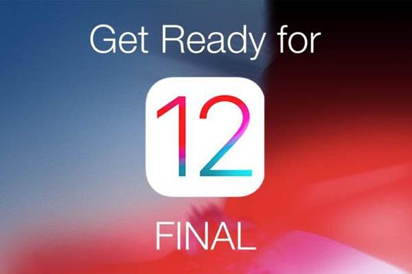 Cần chuẩn bị gì trước khi nâng cấp iPhone lên iOS 12?