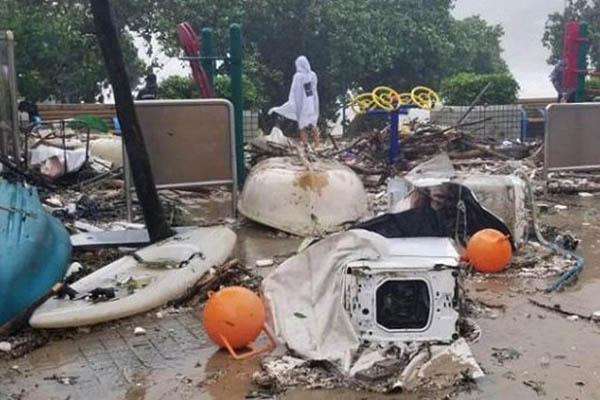 Chuyên gia lý giải nguyên nhân siêu bão Mangkhut không đổ bộ vào Việt Nam