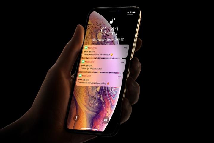 iPhone XS Max là chiếc điện thoại nặng nhất của Apple từ trước đến nay