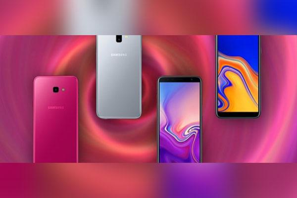 Samsung ra mắt Galaxy J4+ và J6+: chip 4 nhân, màn 6 inch HD+