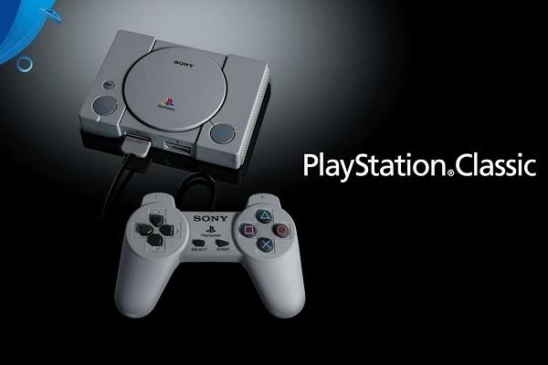 Học Nintendo, Sony ra mắt phiên bản siêu nhỏ gọn của máy chơi game PlayStation Classic cho game thủ về với tuổi thơ