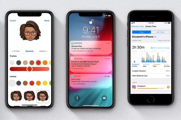 5 lý do bạn nên cập nhật iOS 12