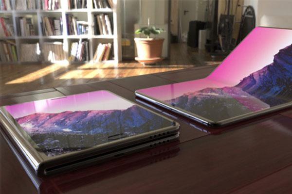 Smartphone 5G đầu tiên của Huawei sẽ đồng thời là smartphone màn hình gập đầu tiên của hãng