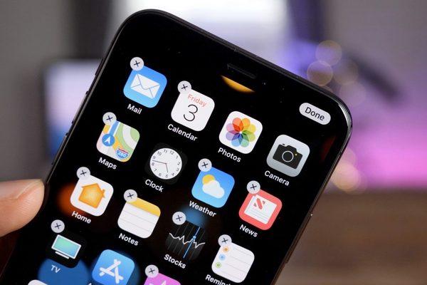 Danh sách các ứng dụng mặc định trên iPhone bạn có thể xóa bỏ sau khi cài iOS 12