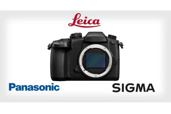 """Leica, Panasonic và Sigma """"bắt tay"""" nhau, cùng gia nhập cuộc chơi máy ảnh mirrorless fullframe"""