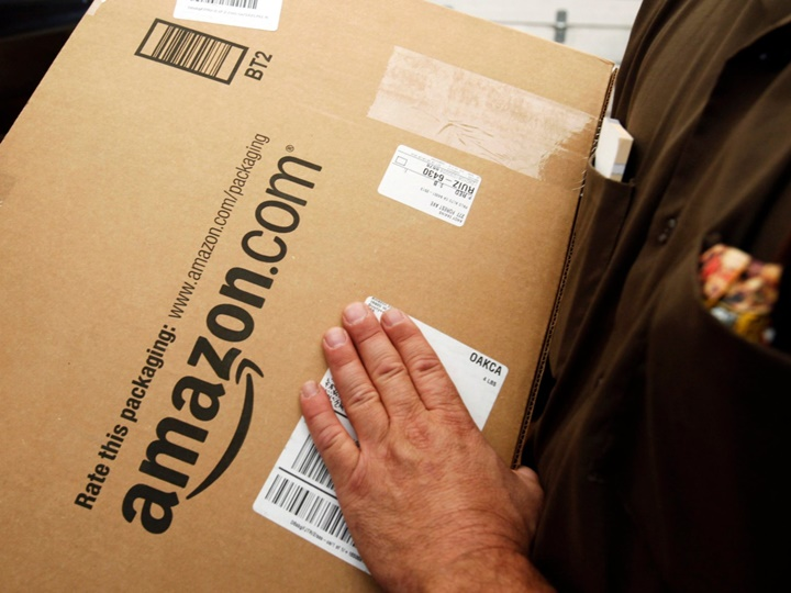 Amazon sử dụng các gói hàng giả mạo để bẫy các tài xế ăn cắp