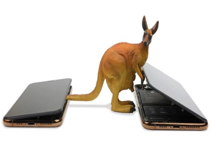 """iPhone XS có """"tai thỏ"""" bí mật bên trong máy mà chúng ta chưa từng thấy trước đây"""