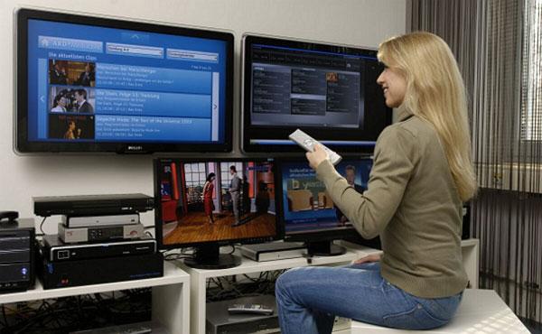 Smart TV sẽ có phần mềm diệt virus