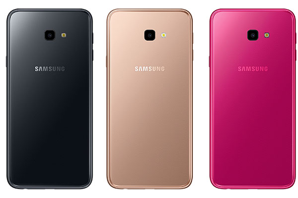 Samsung Galaxy J4+ và J6+ lên kệ ở Việt Nam: màn 6 inch, giá 3,49 và 4,69 triệu đồng