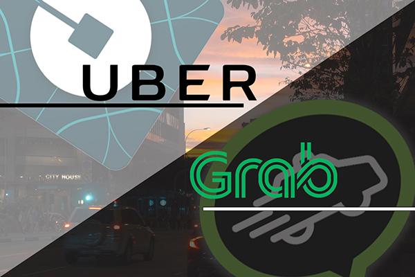 Uber và Grab bị Singapore phạt 13 triệu SGD vì sáp nhập