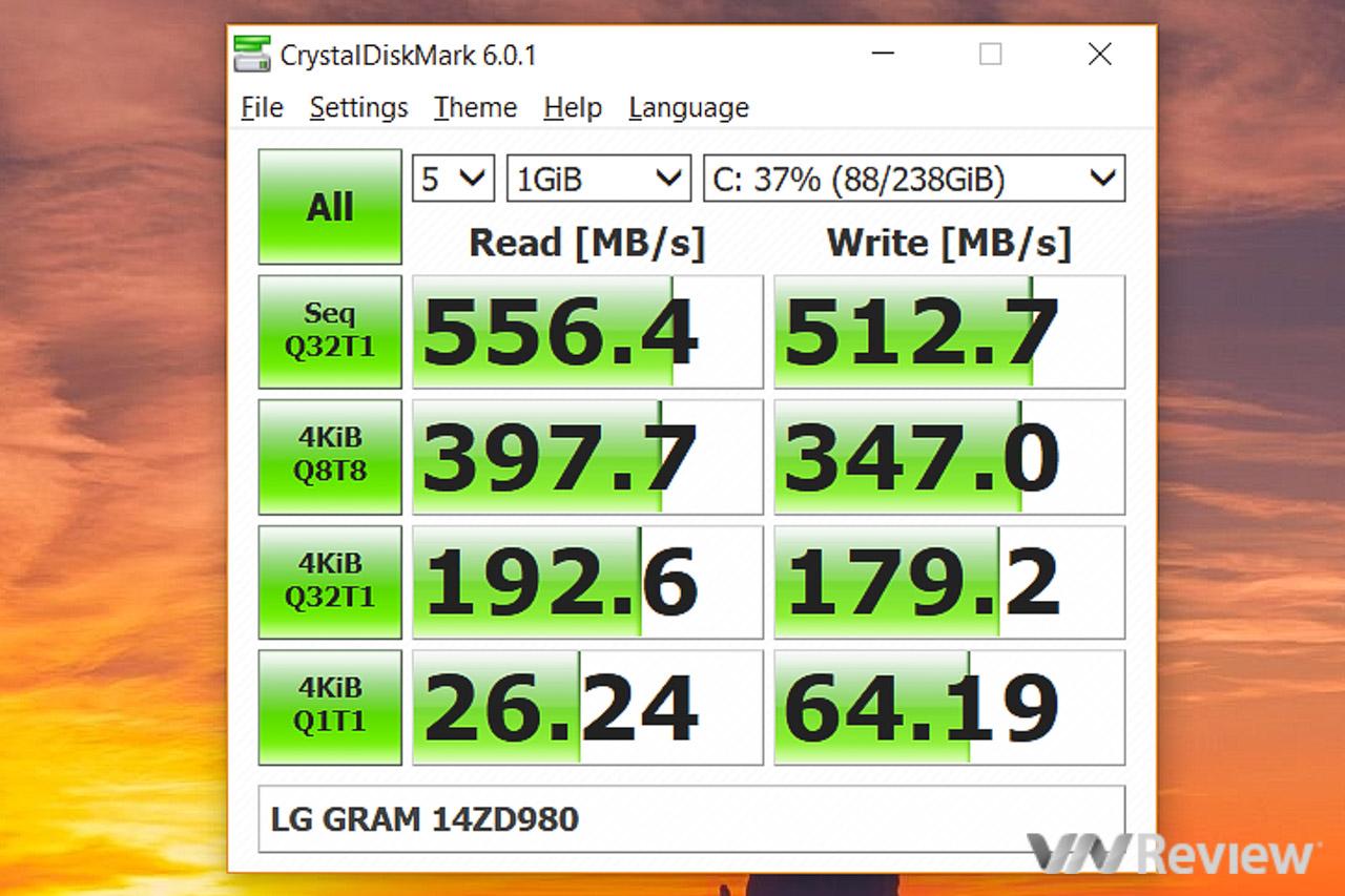 Đánh giá LG GRAM 2018, mạnh mẽ, pin trâu và giá ngất ngưỡng - 242432