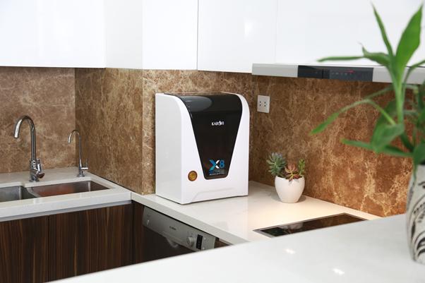 Cận cảnh máy lọc nước có công suất khủng Spido