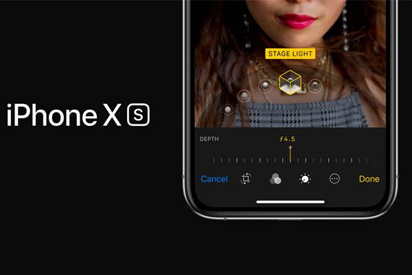 Mang tính năng sửa ảnh xóa phông trên iPhone XS, XS Max và XR xuống các đời iPhone cũ