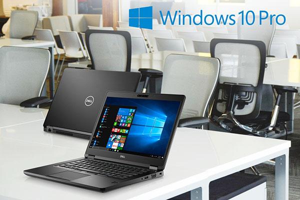 Dell tung bộ 3 laptop Latitude văn phòng mới ở Việt Nam